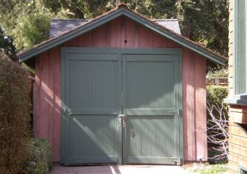 Garage in Palo Alto Hewlett Packard